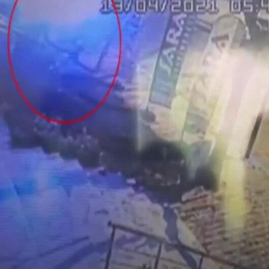 Beylikdüzünde bir hırsız aynı gece 2 soygun yaptı