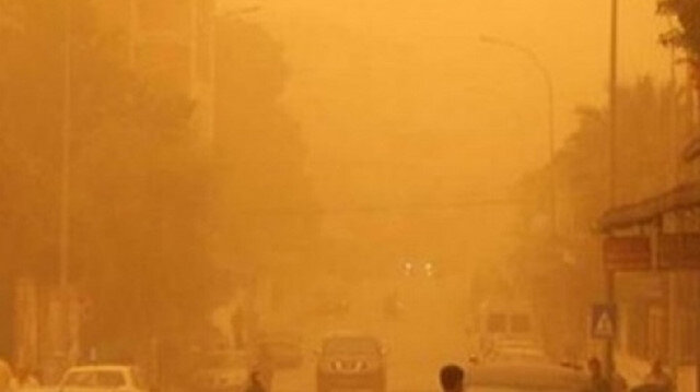 Uzman uyardı: Türkiye'ye hafta sonu Sahra Çölü'nden toz taşınımı var