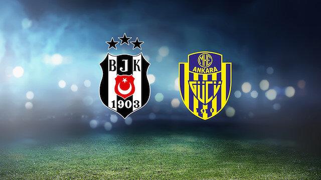 Beşiktaş-Ankaragücü (CANLI)