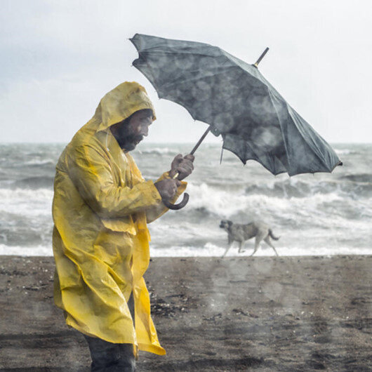 Karabük ve 6 il için kuvvetli rüzgar ve fırtına uyarısı