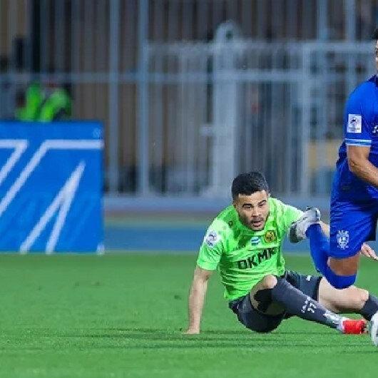 دوري أبطال آسيا.. الهلال السعودي يتعادل على ميدانه أمام أجمك الأوزبكي
