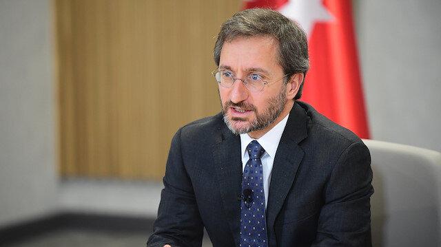 İletişim Başkanı Altun'dan '128 milyar dolar' açıklaması: Kaybolmuş tek 1 kuruş yoktur