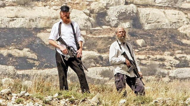 Filistin'de 'yerleşimci' terörü azdı: İşgalci genişletmek için