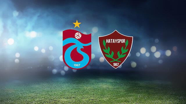 Trabzonspor-Hatayspor (CANLI)