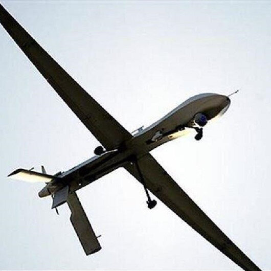 """""""الحوثي"""" تعلن استهداف قاعدة جوية جنوبي السعودية بطائرة مسيرة"""