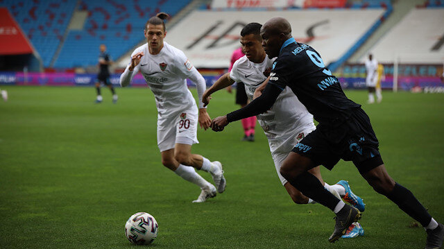 Trabzonspor son dakikalarda yıkıldı