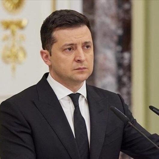 زيلينسكي: كييف تسعى لرفع التجارة مع أنقرة إلى 11 مليار دولار