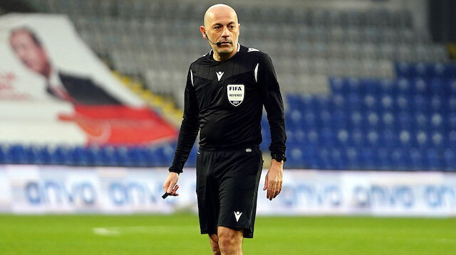 Başakşehir-Fenerbahçe maçında tartışılan pozisyon
