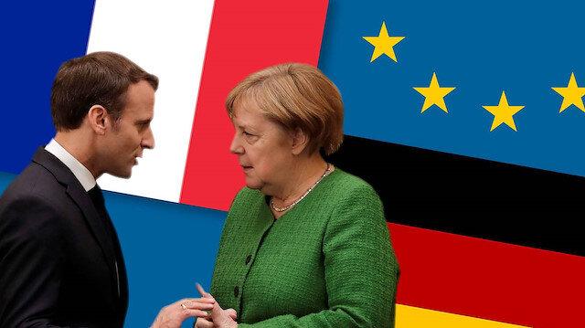 Almanya ve Fransa'dan Rusya'ya ortak çağrı: Birliklerini Ukrayna sınırından çek