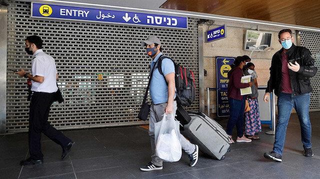 İsrail'de açık havada maske artık zorunlu değil