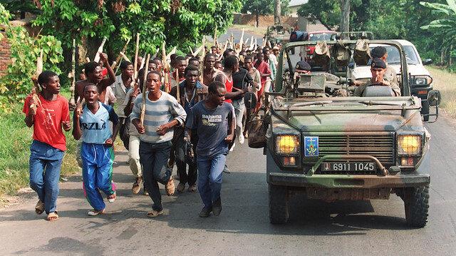ABD'de Ruanda'da Fransa'nın soykırımını ortaya koyan rapor
