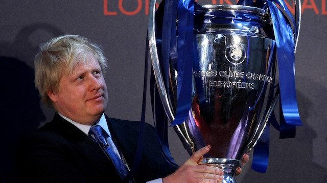 """Boris Johnson'dan Avrupa Süper Ligi tepkisi: """"Yıkıcı olur"""""""