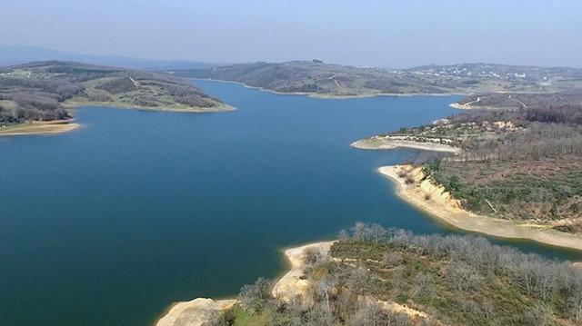 İstanbul'un barajlarından sevindiren haber: Doluluk oranı yüzde 80'i aştı