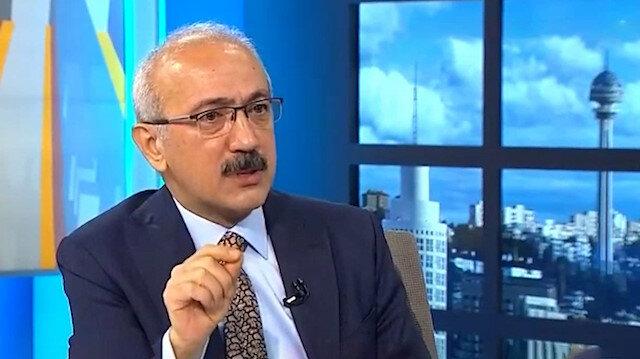 Hazine ve Maliye Bakanı Lütfi Elvan, '128 milyar dolar' iddialarına tane tane cevap verdi
