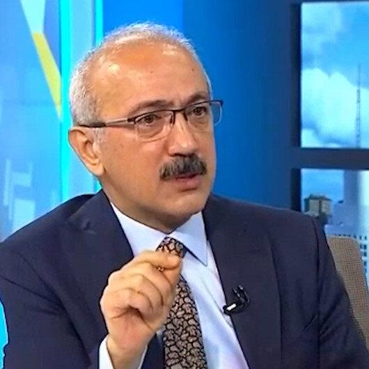 Hazine ve Maliye Bakanı Lütfi Elvan, 128 milyar dolar iddialarına tane tane cevap verdi