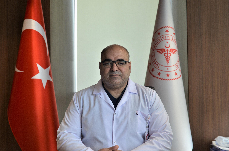 Ankara Şehir Hastanesi Başhekimi Opr. Dr. Aziz Ahmet Surel