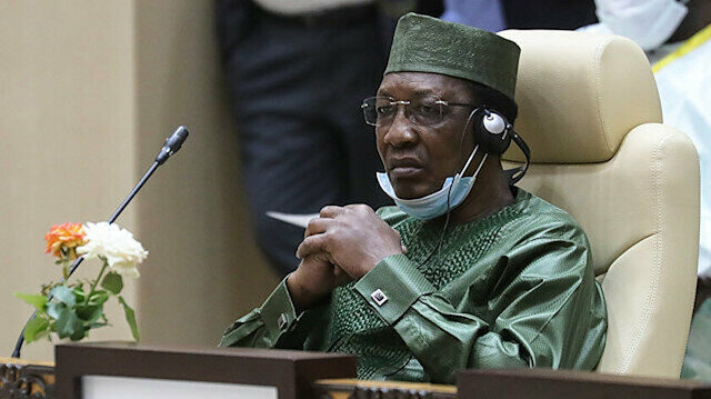 Çad'da Cumhurbaşkanı İdris Deby Itno'nun hayatını kaybetmesi sonrası sokağa çıkma yasağı ilan edildi