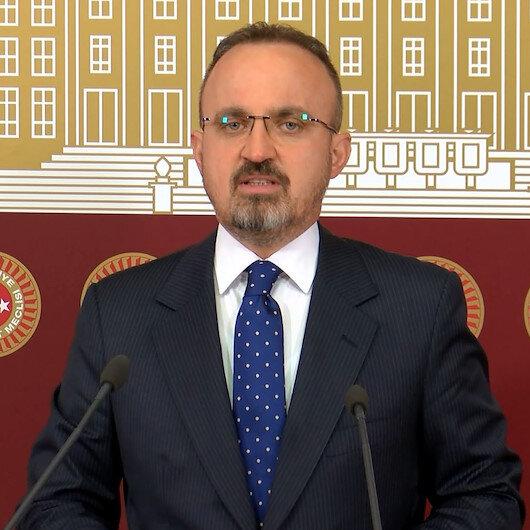 AK Parti Grup Başkanvekili Bülent Turan: Türkiye-Mısır dostluk grubu kurulması için başvuru yapacağız