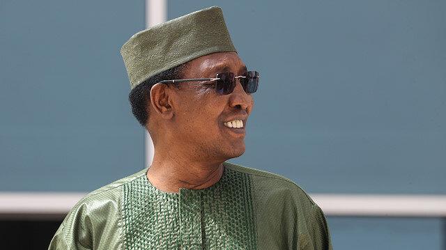 Geçen hafta yeninden seçilen Çad Cumhurbaşkanı Deby cephede hayatını kaybetti