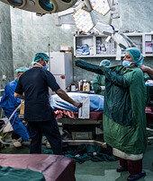 Doktorların yeni adresi Somali