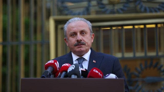 TBMM Başkanı Şentop: Mısır ve Libya ile Dostluk Grubu kurulması önemli