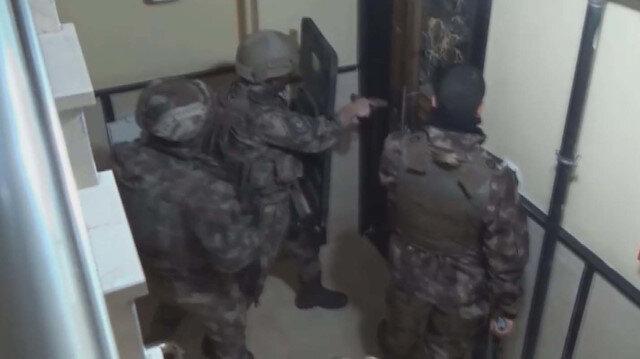 MİT ve emniyetten DEAŞ operasyonu: Eylem hazırlığındaki 14 kişi gözaltında