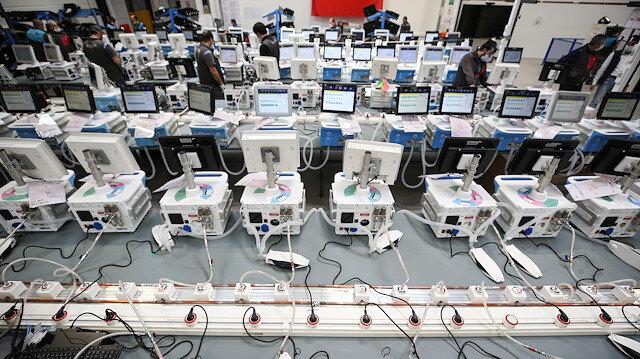 Yerli solunum cihazı 30'dan fazla ülkede insanlara nefes oluyor