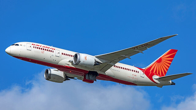 Koronavirüs uçağı: 68 yolcudan 47'sinin testi pozitif çıktı