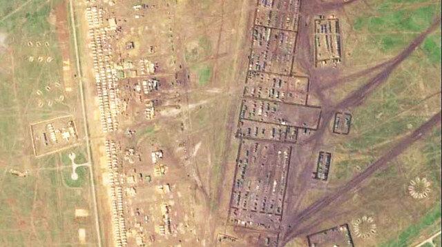 Rusya'dan Kırım'a büyük askeri yığınak: İlk hedefi su kaynakları!