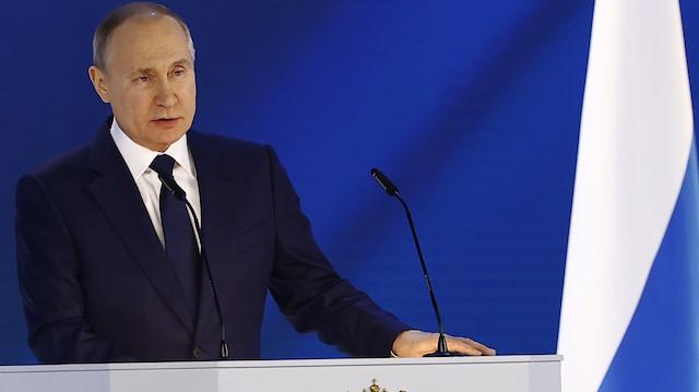 Rusya Devlet Başkanı Putin'den net mesaj: Hiçbir şeyden olmadıkları kadar pişman olacaklar