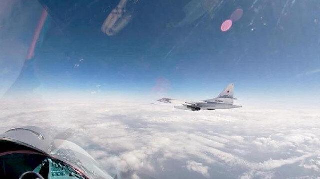 NATO'dan Rus askeri uçaklarına önleme