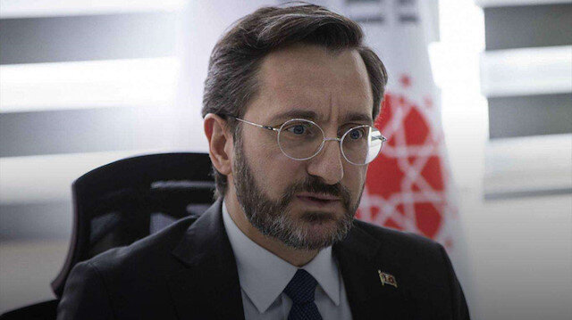 İletişim Başkanı Altun'dan CHP'li Altay'ın sözlerine tepki: Özlediğiniz o günleri çok beklersiniz