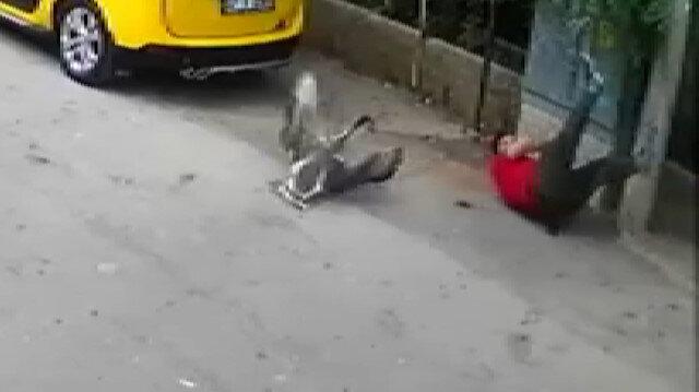 Kazların saldırısına uğrayan adam: Düştüğümde hayatım gözümün önünden geldi geçti
