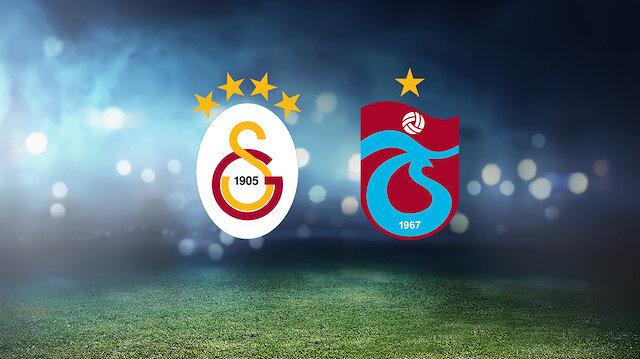 Galatasaray-Trabzonspor (CANLI)