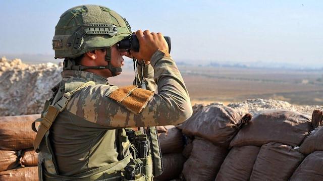 PKK/KCK terör örgütünden kaçan iki örgüt mensubu güvenlik güçlerine teslim oldu