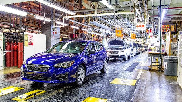 Çip krizi Subaru'ya da sıçradı: ABD'deki tesislerinde üretimi durdurdu
