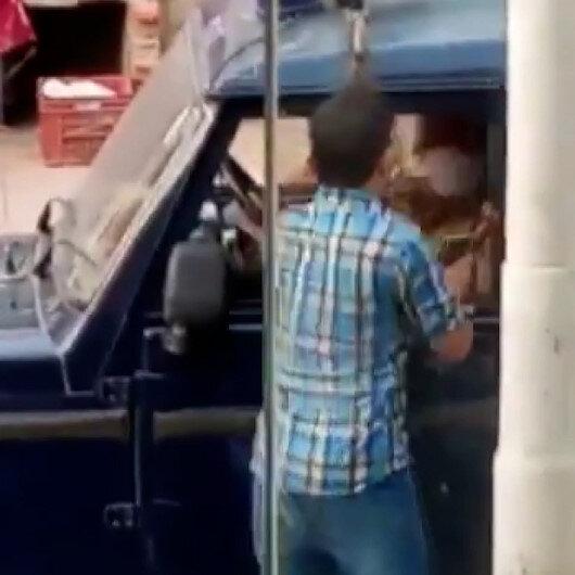 Hindistanda maske cezası kesilen adam polise tokat atıp kaçtı