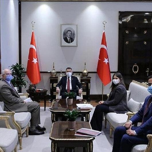 نائب أردوغان: لقاح كورونا المحلي سيفيد تركيا والعالم