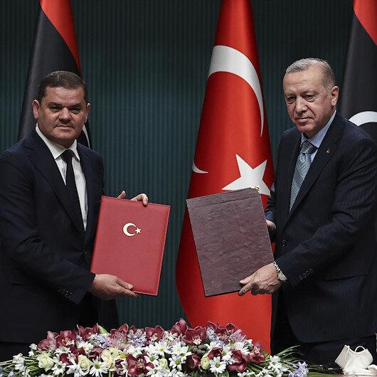 Libya'dan Türk şirketlere davet