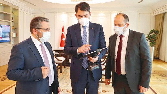 Çevre ve Şehircilik Bakanı Kurum Kanal İstanbul'la ilgili Yeni Şafak'a konuştu: İstanbul'u koruma projesidir
