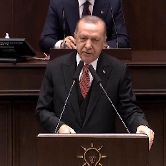 Cumhurbaşkanı Erdoğandan CHPli Altaya Menderes cevabı: Biz bu yola kefenimizi giyerek çıktık, ama siz ölüm deyince kaçacak delik arayanlardansınız