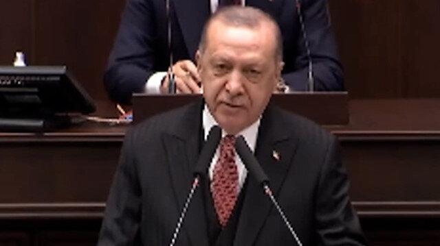 Cumhurbaşkanı Erdoğan'dan CHP'li Altay'a Menderes cevabı: Biz bu yola kefenimizi giyerek çıktık, ama siz ölüm deyince kaçacak delik arayanlardansınız
