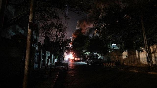 İsrail'de patlama ve roket alarmı duyuldu