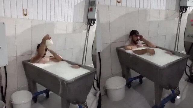 Türkiye günlerce onu konuşmuştu: 'Süt banyosu' rezaletini 'şaka amaçlı' çekmişler