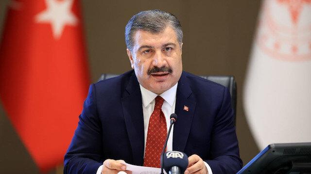 Sağlık Bakanı Fahrettin Koca: Vaka sayılarındaki artış hızı azaldı