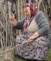 Karadenizde kırsal tehlike