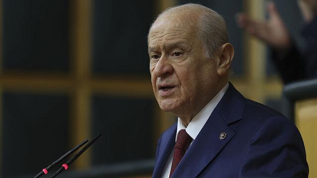MHP Genel Başkanı Bahçeli'den 23 Nisan mesajı