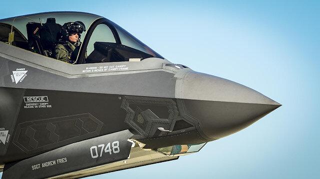 Hollanda F-35'lerden şikayetçi: Hızlı motor yıpranması yaşıyoruz