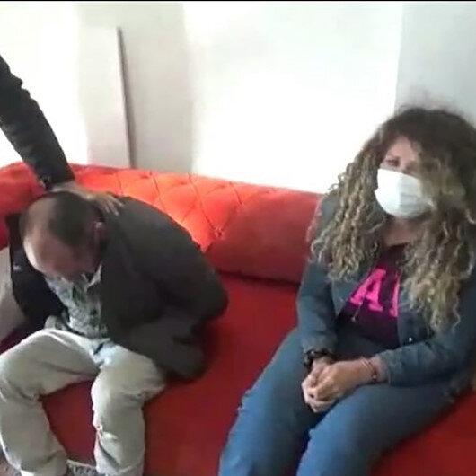 Kolombiyalı karı koca hırsızlık çetesi çökertildi: Mağdurların çetelesini tutmuşlar