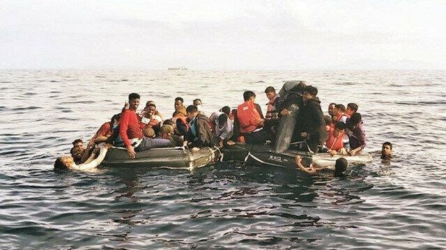 Uluslararası Göç Örgütü: Akdeniz'deki tekne kazasında en az 100 göçmen öldü